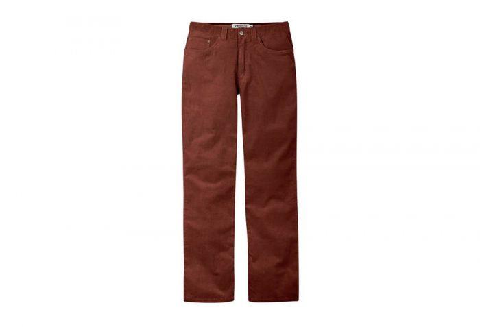 Mountain Khakis Canyon Cord Pant Classic Fit - Men's - brick, 34