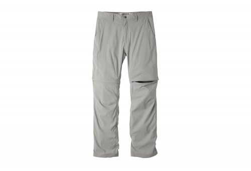 Mountain Khakis Equatorial Stretch Convertible Pant (Relaxed Fit) - Men's - willow, 35