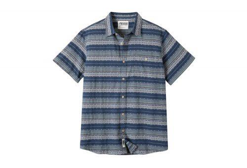 Mountain Khakis Horizon Short Sleeve Shirt - Men's - twilight, medium