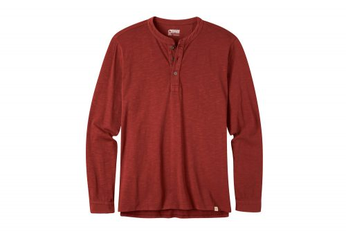Mountain Khakis Mixter Henley - Men's - malbec, small