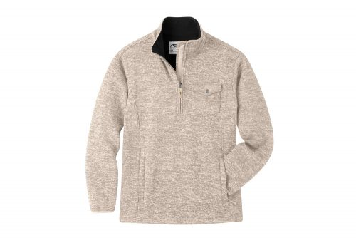 Mountain Khakis Old Faithful Quarter Zip - Men's - oatmeal, small