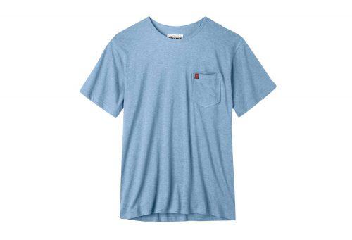 Mountain Khakis Patio Pocket Tee - Men's - blue ridge heather, medium