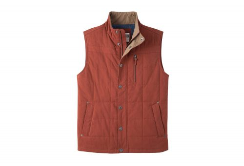 Mountain Khakis Swagger Vest - Men's - brick, medium