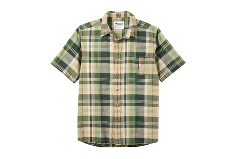 Mountain Khakis Tomahawk Madras Shirt - Men's