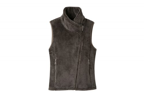 Mountain Khakis Wanderlust Fleece Vest - Women's - coffee, large
