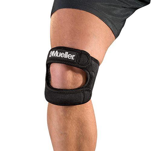 Mueller Max Knee Strap (OSFM): Mueller Sports Medicine Sports Medicine