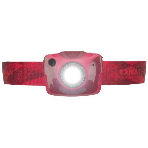 Nathan Nebula Fire Runners' Headlamp: Nathan Reflective, Night Safety