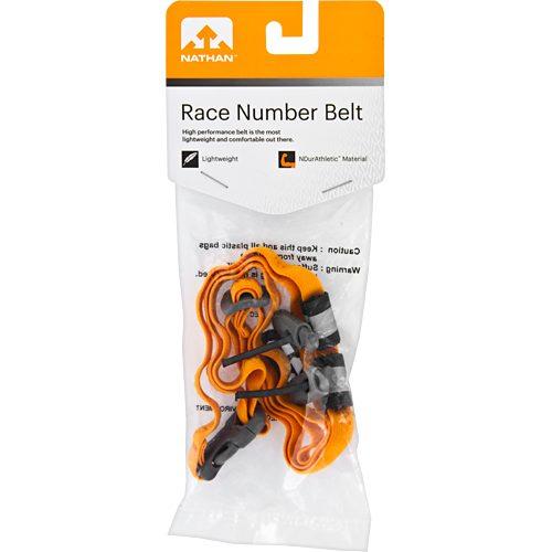 Nathan Race Number Belt: Nathan Packs & Carriers