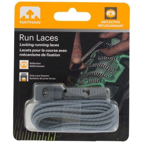 Nathan Run Laces Reflective: Nathan Shoe Care