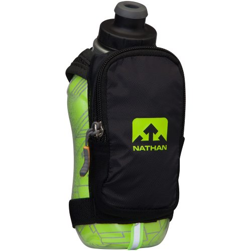 Nathan SpeedShot Plus Insulated (12oz): Nathan Hydration Belts & Water Bottles