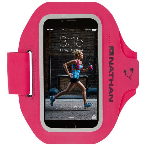 Nathan SuperSonic 3 Armband for iPhone: Nathan Packs & Carriers