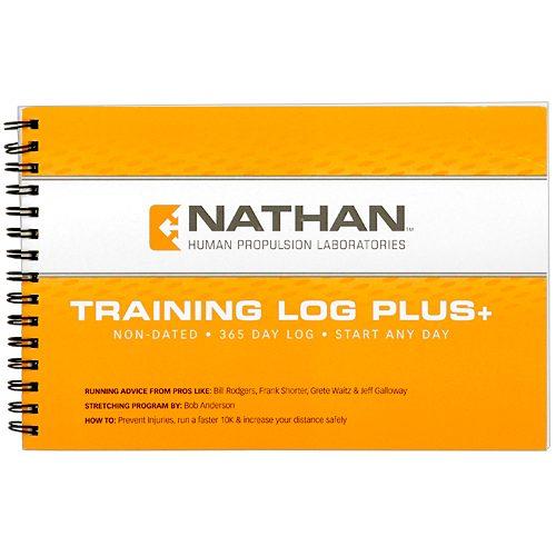 Nathan Training Log Plus+: Nathan Running Logs