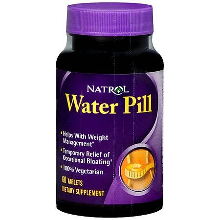 Natrol Water Pill - 60 ea.