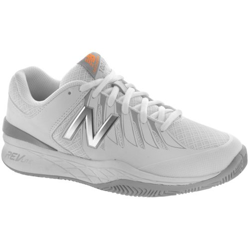 New Balance 1006: New Balance Women's Tennis Shoes White/Silver
