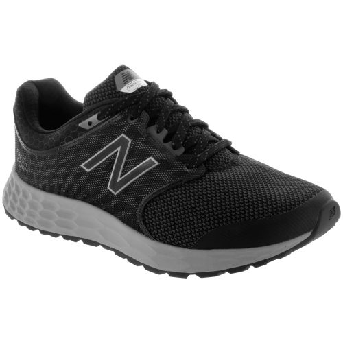 New Balance 1165v1: New Balance Men's Walking Shoes Black/Silver/White