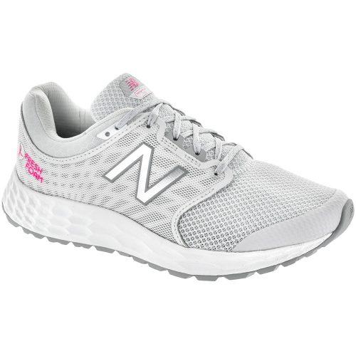 New Balance 1165v1: New Balance Women's Walking Shoes Gray/White/Pink Glo