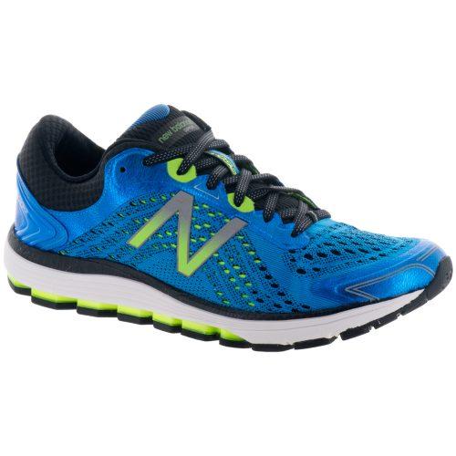New Balance 1260v7: New Balance Men's Running Shoes Bolt Blue/Energy Lime