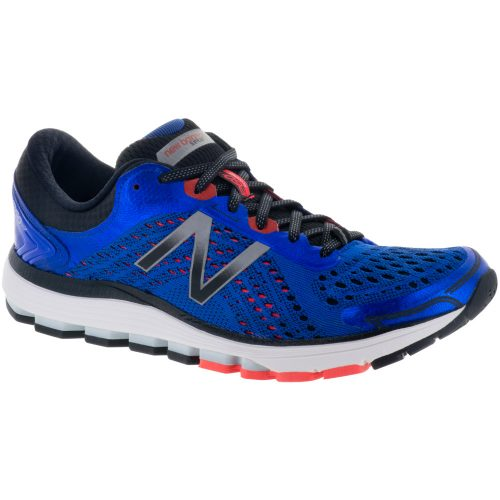 New Balance 1260v7: New Balance Men's Running Shoes Pacific/Black/Flame