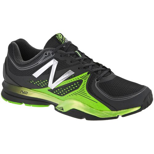 New Balance 1267: New Balance Men's Training Shoes Black/Lime