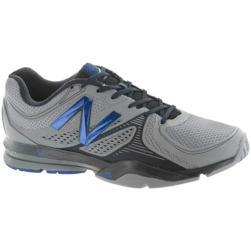 New Balance 1267: New Balance Men's Training Shoes Gray/Blue