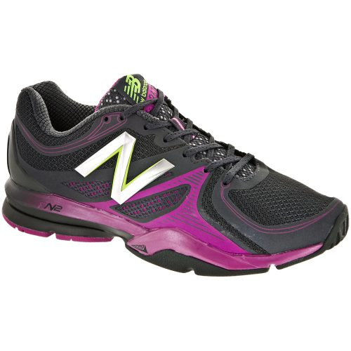 New Balance 1267: New Balance Women's Training Shoes Black/Pink