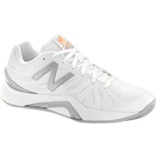 New Balance 1296v2: New Balance Women's Tennis Shoes White/Icarus