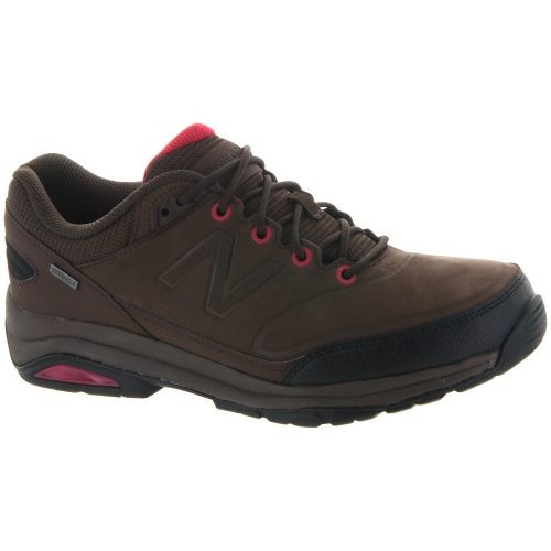 New Balance 1300: New Balance Men's Walking Shoes Brown/Red