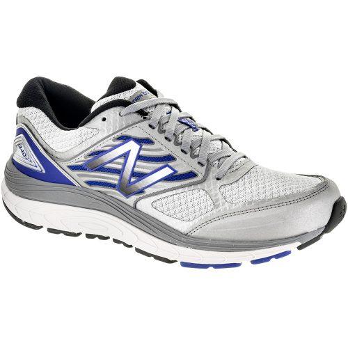 New Balance 1340v3: New Balance Men's Running Shoes White/Blue