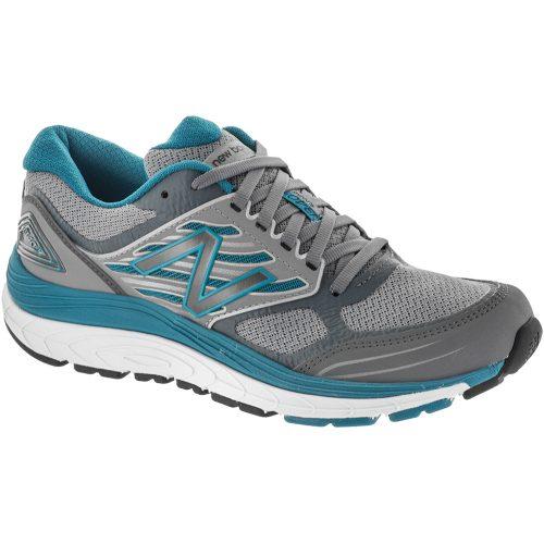 New Balance 1340v3: New Balance Women's Running Shoes Gray/Pisces