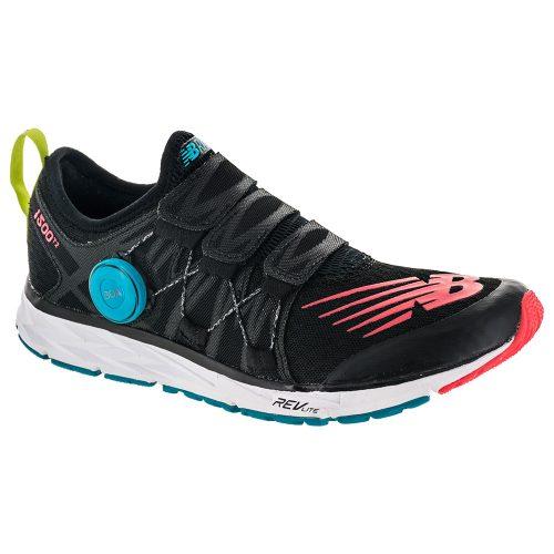 New Balance 1500v4: New Balance Women's Running Shoes Black/Hi-Lite/Maldives Blue