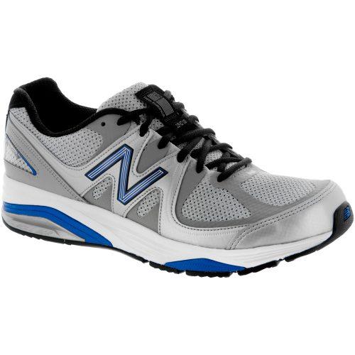 New Balance 1540v2: New Balance Men's Running Shoes Silver/Blue