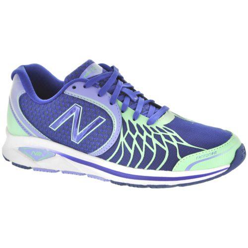New Balance 1765v2: New Balance Women's Walking Shoes Purple/Green