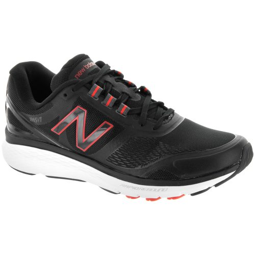 New Balance 1865: New Balance Men's Walking Shoes Black/Black