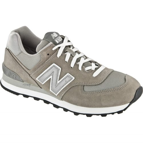 New Balance 574: New Balance Men's Running Shoes Gray