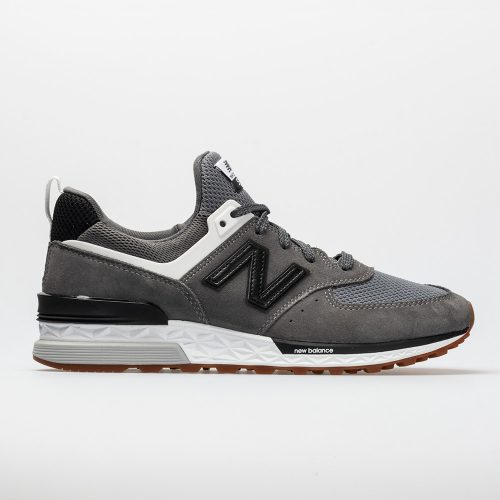 New Balance 574 Sport: New Balance Men's Running Shoes Castlerock/Black