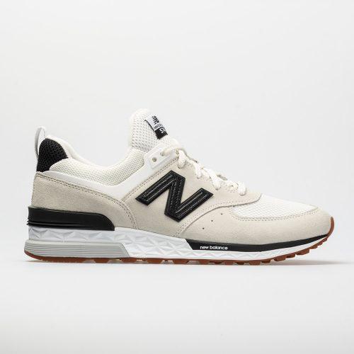 New Balance 574 Sport: New Balance Men's Running Shoes Nimbus Cloud/Black