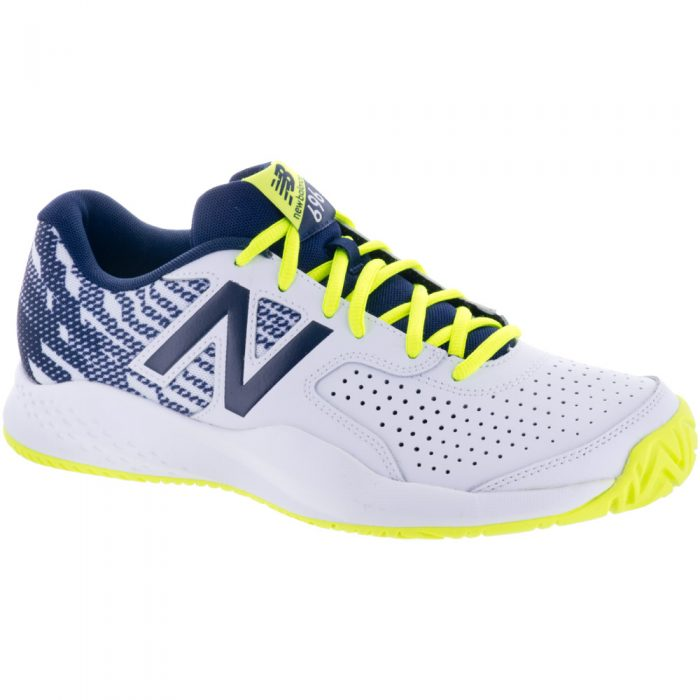 New Balance 696v3: New Balance Men's Tennis Shoes Hi-Lite/Pigment