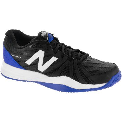 New Balance 786v2: New Balance Men's Tennis Shoes Dark Gray(Black)/Pacific