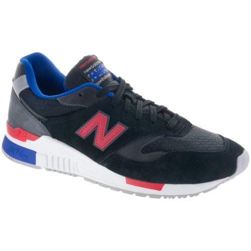 New Balance 840: New Balance Men's Running Shoes Black/Magnet