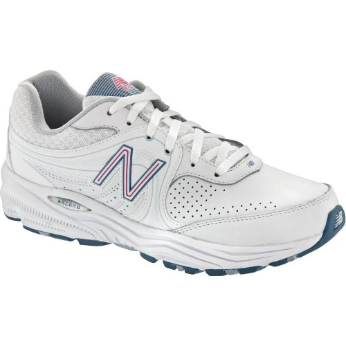 New Balance 840: New Balance Women's Walking Shoes White/Pink