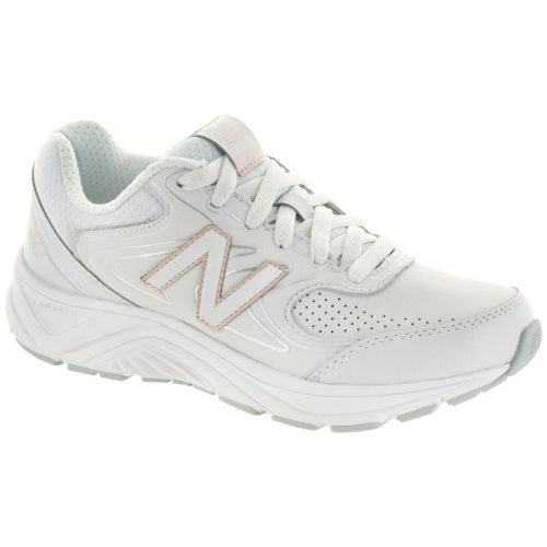 New Balance 840 v2: New Balance Women's Walking Shoes Gray/Rose Gold
