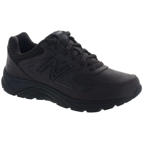 New Balance 840v2: New Balance Men's Walking Shoes Brown/Brown/Black