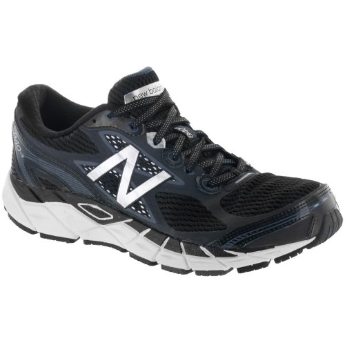 New Balance 840v3: New Balance Men's Running Shoes Black/White