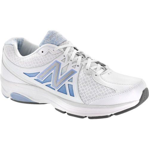 New Balance 847v2: New Balance Women's Walking Shoes White/Frost