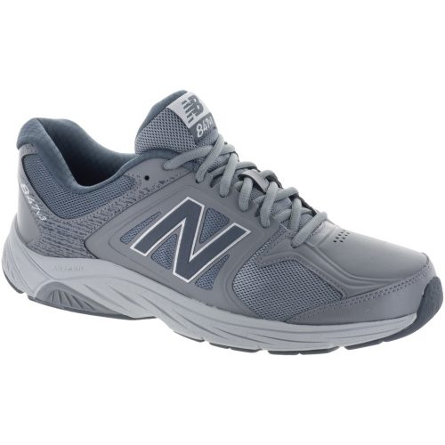 New Balance 847v3: New Balance Men's Walking Shoes Grey/Grey
