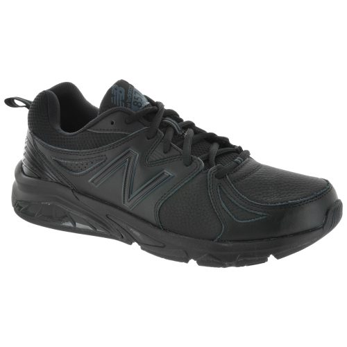 New Balance 857v2: New Balance Men's Training Shoes Black/Black