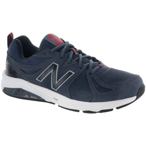 New Balance 857v2: New Balance Men's Training Shoes Charcoal/Charcoal