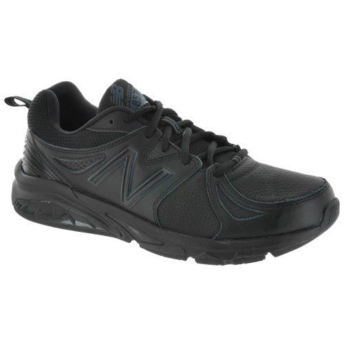 New Balance 857v2: New Balance Women's Training Shoes Black/Black