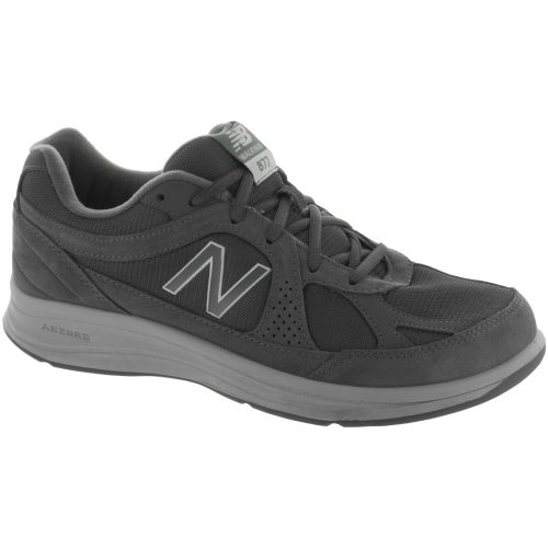 New Balance 877: New Balance Men's Walking Shoes Gray