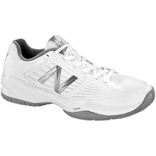 New Balance 896: New Balance Women's Tennis Shoes White/Silver